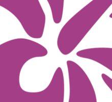 Hibiscus Flower Bloom Sticker