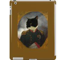 Napoleon vs Sprocket iPad Case/Skin