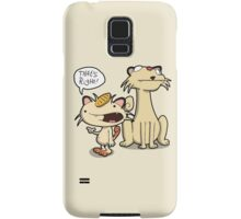 Number 52 and 53 Samsung Galaxy Case/Skin