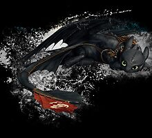Toothless by Charenne