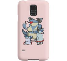 Number 29, 30 and 31 Samsung Galaxy Case/Skin