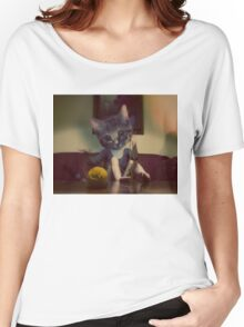 Felis Catus Domesticus Women's Relaxed Fit T-Shirt