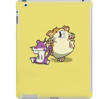 Number 19 and 20 iPad Case/Skin
