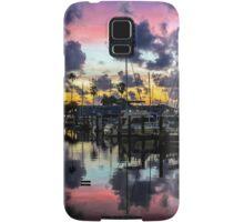 A Postcard Sunset Samsung Galaxy Case/Skin