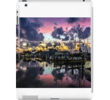 A Postcard Sunset iPad Case/Skin