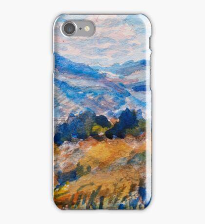 Carmel Valley California iPhone Case/Skin