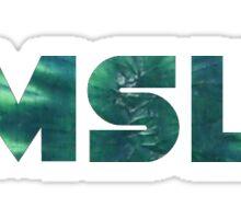 MSU Sticker