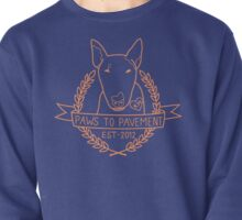 Paws To Pavement Dog Walking San Diego Orange Pullover