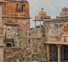 Chittorgarh Fort - Rajasthan - India Sticker