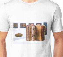 Art Installation inc. 'Book of Threads', Umbrella Studio Gallery  Unisex T-Shirt