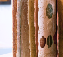 Art Installation inc. 'Book of Threads', Umbrella Studio Gallery  Sticker