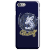 Doe Patronus iPhone Case/Skin