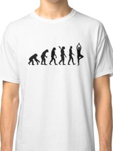 Evolution Yoga Classic T-Shirt