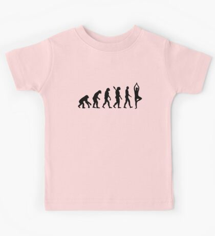 Evolution Yoga Kids Tee