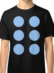 Thor Circle Armour Blue Classic T-Shirt