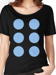 Thor Circle Armour Blue Women's Relaxed Fit T-Shirt
