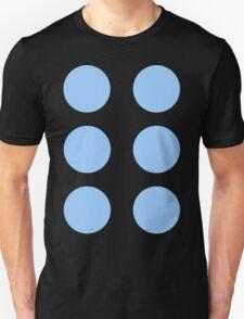 Thor Circle Armour Blue Unisex T-Shirt