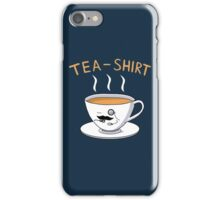 Tea Shirt iPhone Case/Skin