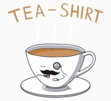 Tea Shirt Kids Tee
