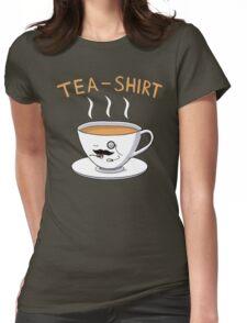 Tea Shirt Womens Fitted T-Shirt