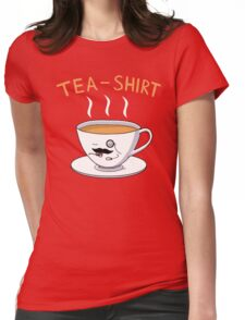 Tea Shirt Womens Fitted T-Shirt