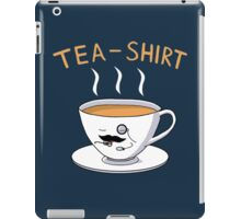 Tea Shirt iPad Case/Skin