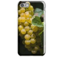 August Grapes iPhone Case/Skin