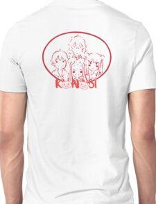 Anime Kono Bijutsubu ni wa Mondai ga Aru! (KONOBI) Unisex T-Shirt