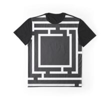 labyrinth ,Kids maze game  Graphic T-Shirt