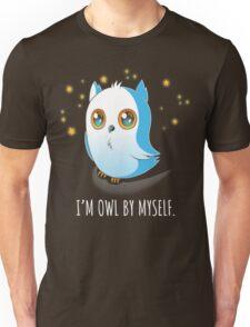 Owl by Myself Unisex T-Shirt