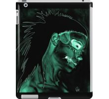 Yolanda Zombie Girl Green Inverted iPad Case/Skin