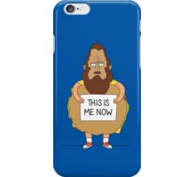 This Is Me Now - Bobs Burgers iPhone Case/Skin