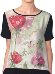 The Poppy Chiffon Top
