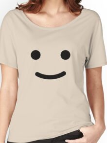 Minifig Face Women's Relaxed Fit T-Shirt