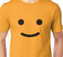 Minifig Face Unisex T-Shirt