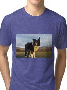 Fireman Indy Tri-blend T-Shirt