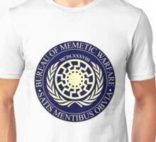 Bureau of Memetic Warfare seal Unisex T-Shirt