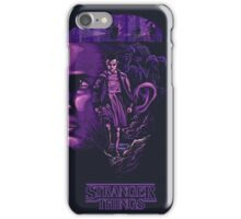 stranger things eleven iPhone Case/Skin