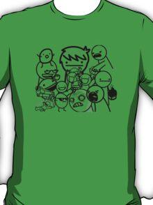 The Fantastic Asdfmovie Tribute T-Shirt