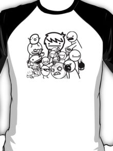 The Fantastic Asdfmovie Tribute T-Shirt