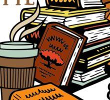 PSL & Books Sticker