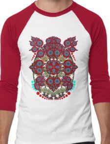 psycarabia Men's Baseball ¾ T-Shirt