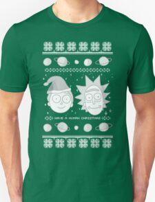 Human Christmas (white print) Unisex T-Shirt