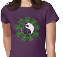 peacecircle Womens Fitted T-Shirt