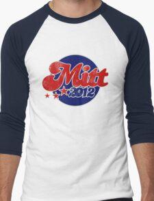 Mitt 2012 Men's Baseball ¾ T-Shirt