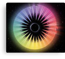 Big Bang Nucleosynthesis Canvas Print