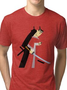 samurai jack Tri-blend T-Shirt