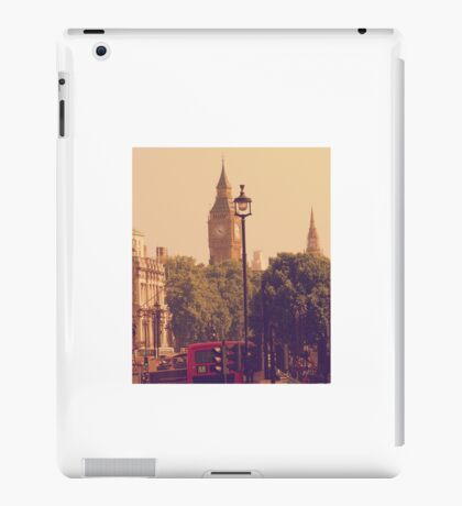 Warm London iPad Case/Skin