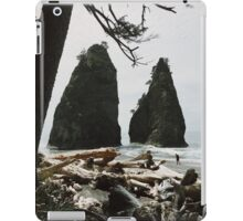 Sea Stack Washington Beach iPad Case/Skin