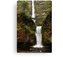 Multnomah Falls- Oregon Canvas Print